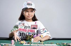 Pemain Poker Termuda Alexa Fisher