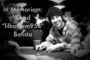 in memoriam chad batista
