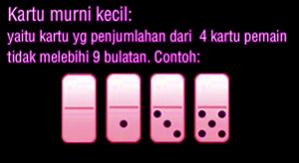 Kartu kiu-kiu 8 c