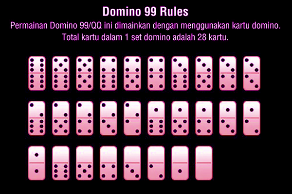 kartu kiu-kiu domino