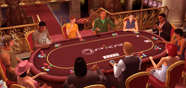 Poker Online Virtual