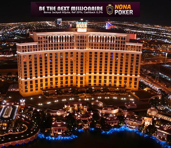 Turnamen Poker Dunia Bellagio Casino