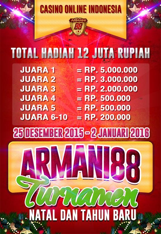 turnamen casino online armani88